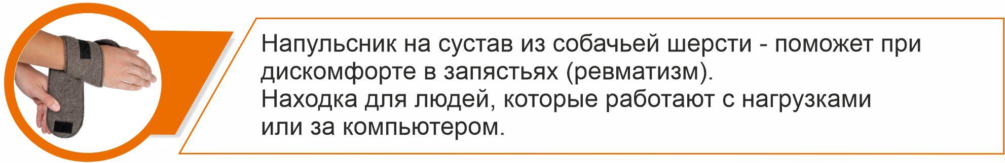 рус. СШ напульсник текст